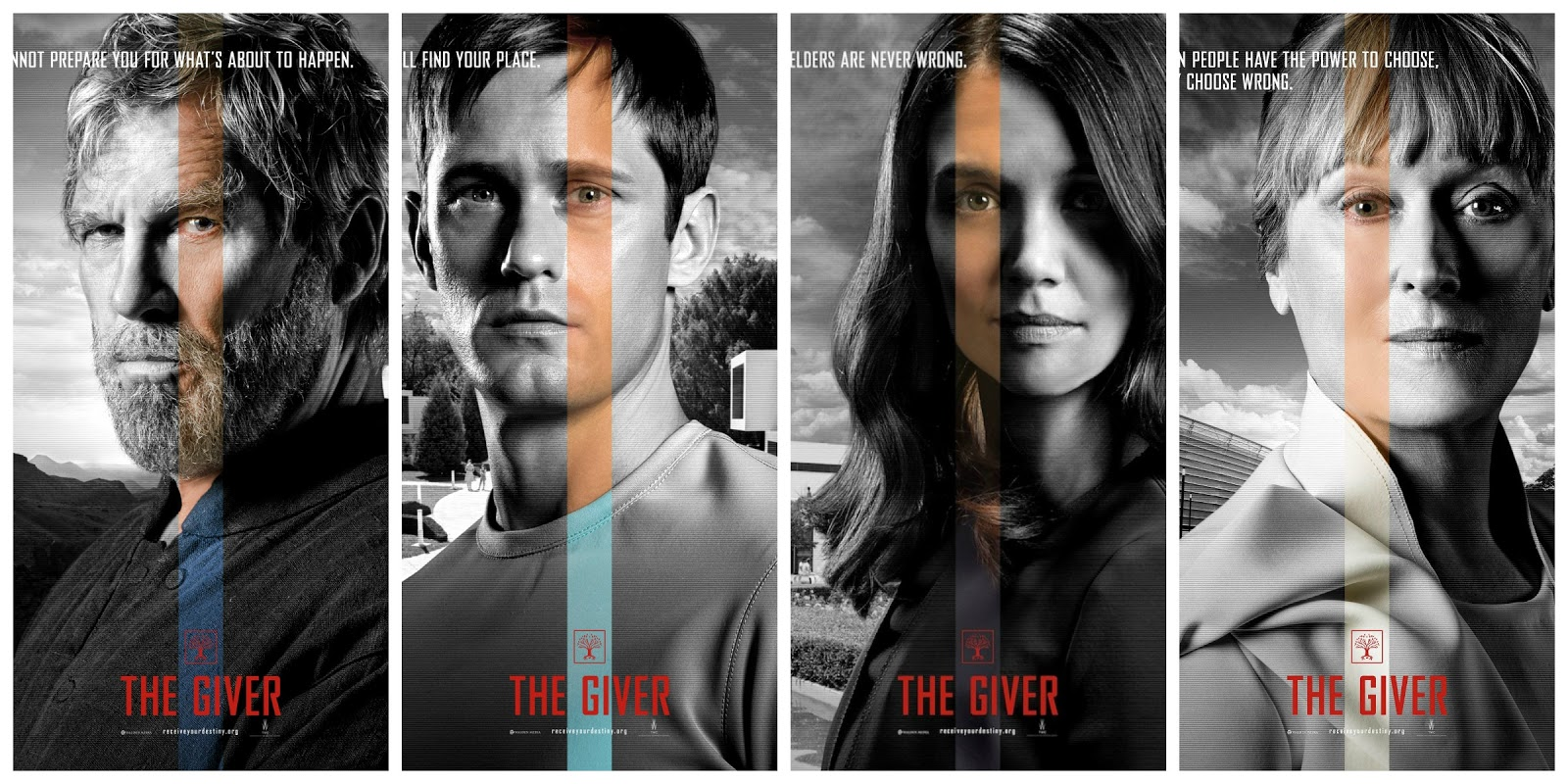 The Giver Jonas's parents the Chief Elder