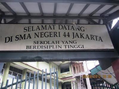 Daftar Alamat SMA NEGERI Di Jakarta