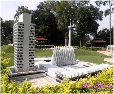 Malaysia Miniature Dan Water Playground di Taman Buaya Ayer Keroh Melaka. Tempat Menarik dan Best di Melaka. Malaysia Miniature di Taman Buaya. Water Playground di Taman Buaya Ayer Keroh Melaka.