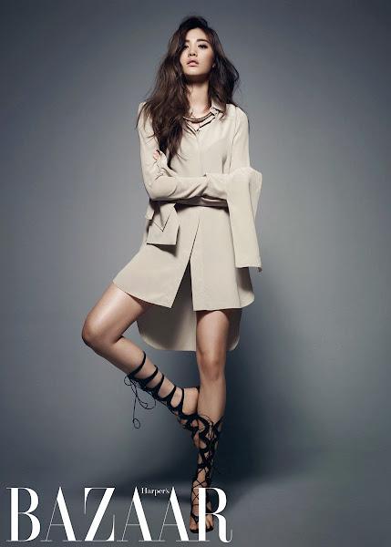 Nana Harpers Bazaar