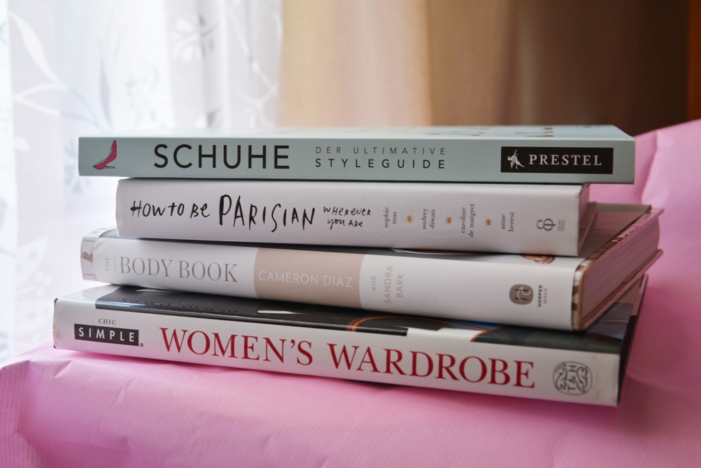 Books as a christmas presents, book tips, books about style and fashion