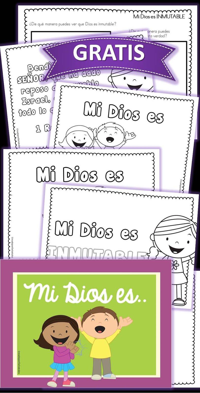Mi Dios es..