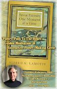 Poetryoga & Meditation 2/26