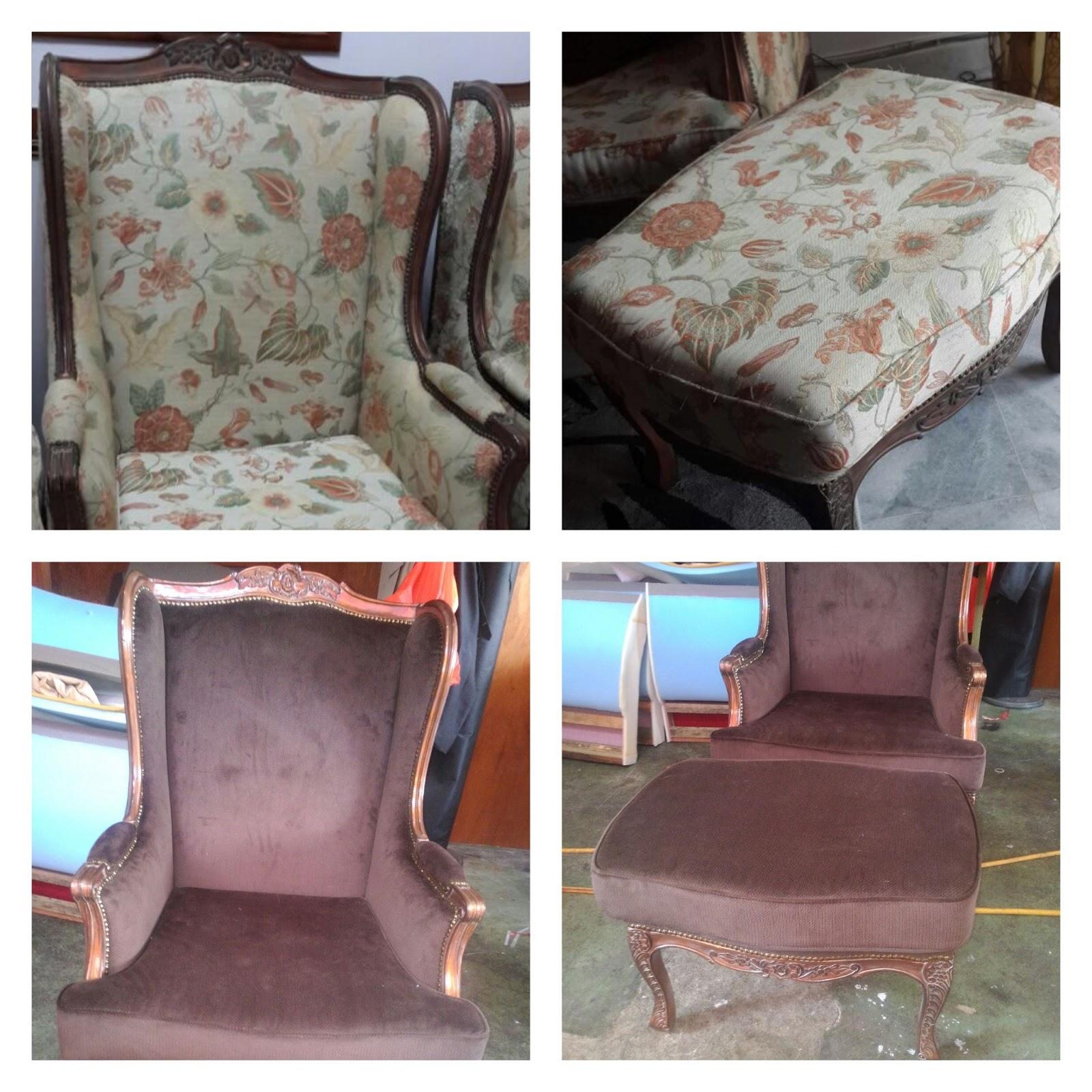 Repair Refurbish Sofa Lama Jadi Baru Murah