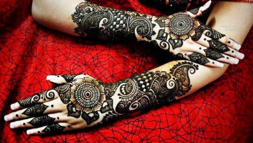 Bridal Mehndi New Latest Design : Fashion world for everyone pakistani bridal mehndi