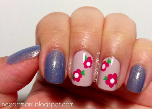 opi i don't give a rotterdam opi don't bossa nova me around simple floral nails