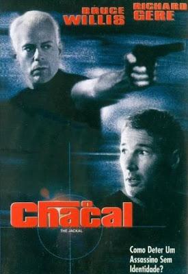 O Chacal Dublado