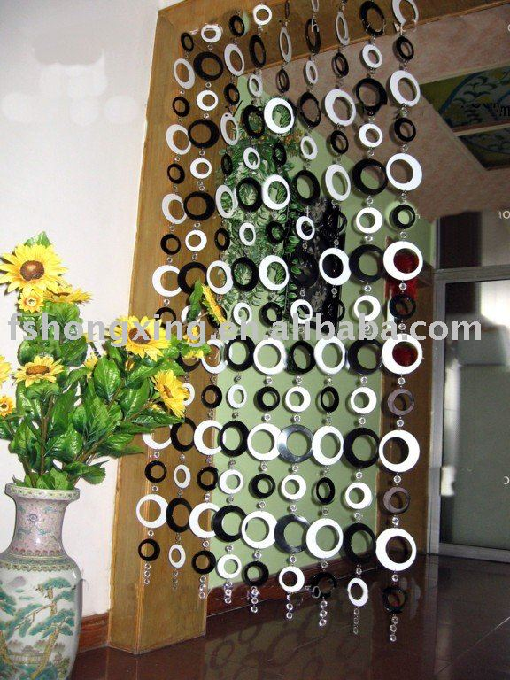 Bead curtains are used for door and window treatments and as room iders too.Beads curtains comes in different sizes colors and varieties like pearl ... & Michart: Beaded Curtains