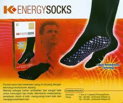 kaos kaki anti bakteri k energysock
