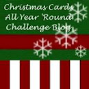 Christmas Cards All Year 'Round challenge blog