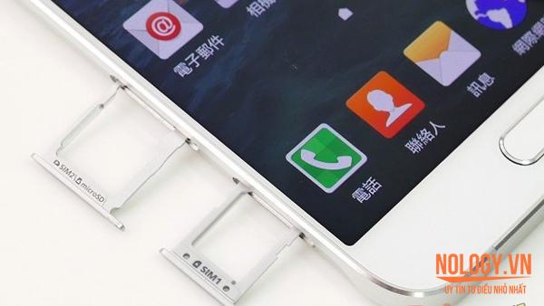 điện thoại Galaxy Note 5 2 sim