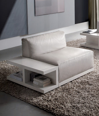 sala muebles elegantes