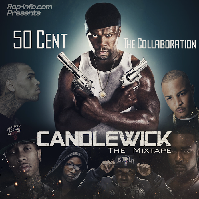50 Cent - CandleWick (2015)
