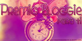 ^^ Premio Bloggie ^^