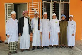 Ulama Fathoni Darussalam rasmi At Taalim Asyairah