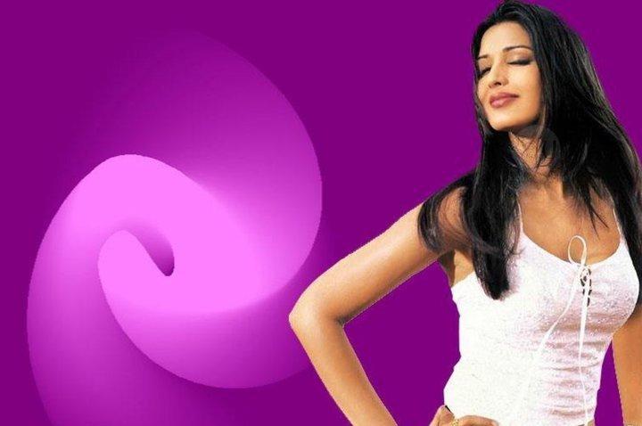 cute sonali bendre actress wallpaper
