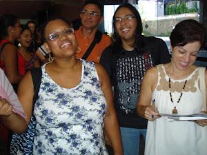 'Meu Rei', já começou o VII Fórum Brasileiro de Educação Ambiental em Salvador, na Bahia