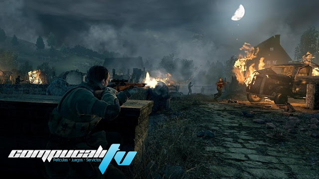Sniper Elite V2 High Command Edition PC Full