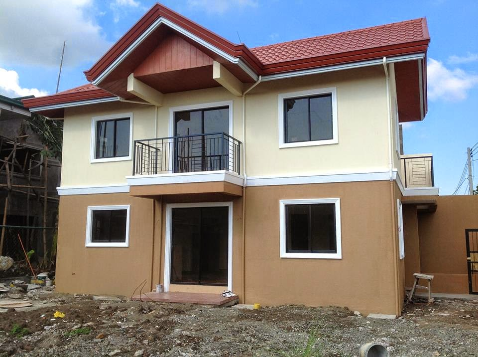 Subdivision houses design philippines house design for Subdivision home designs