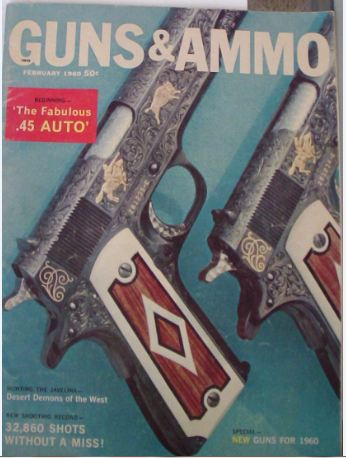 guns and ammo 1960
