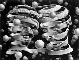 optical illusion illustrator