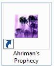 ahriman's prophecy shortcut