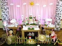 Decoração festa infantil Porto Alegre - Fazendinha