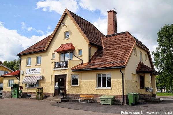 Sunne station