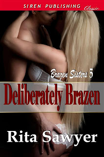 Review: Deliberately Brazen by Rita Sawyer