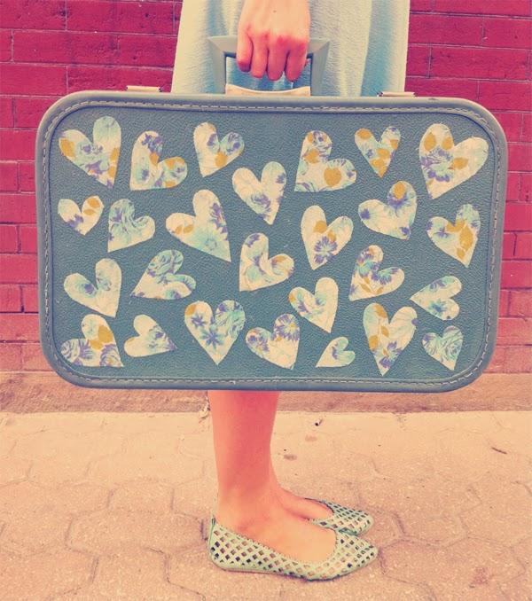 Personaliza tu maleta de viaje