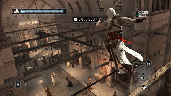 assassins creed pc game screenshot 3 Assassins Creed (PC/ENG) Full Rip