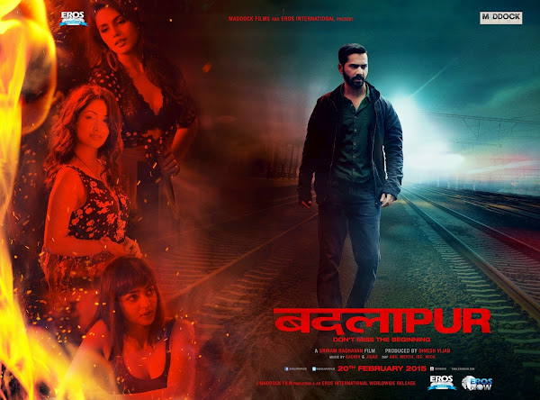 Badlapur (2015) Movie Poster No. 5