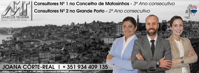 Joana Côrte-Real - Consultora imobiliária para a compra, venda e arrendamento - Contacto: 934409135 | Remax Matosinhos