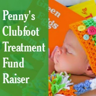 Penny's Clubfoot Treatment Fundraiser