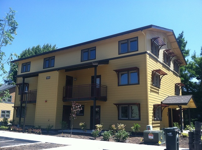 Join The Eugene Branch Of Cascadia Green Building Council Next Tuesday July 23 For A Tour Stellar Apartments 54 Unit Multi Family Housing