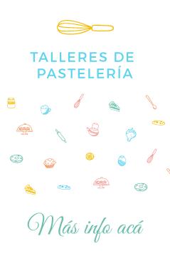 TALLERES DE PASTELERÍA