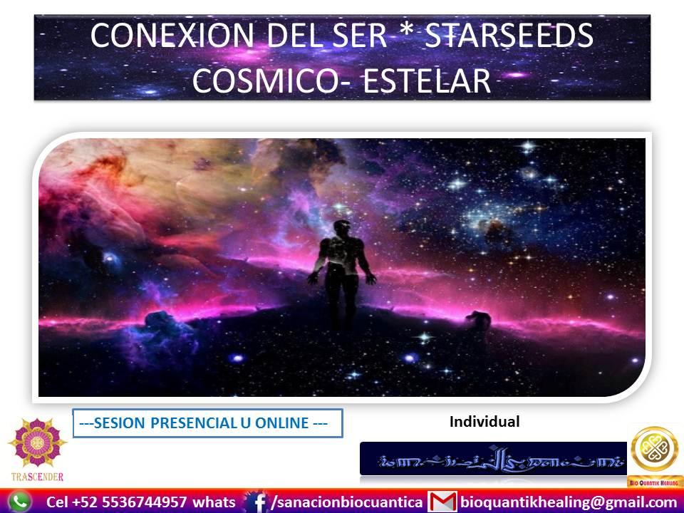 CONEXION DEL SER* STARSEEDS