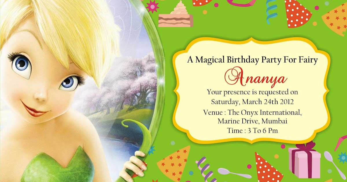 Birthday Party Invitation Card Invite Personalised Return ...