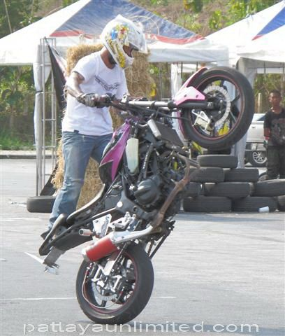 Burapa bike week, Pattaya Thailand