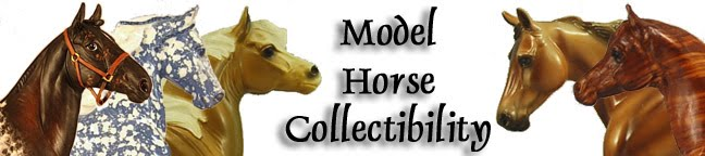 Model Horse Collectibility