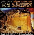 Eskişehir Konya Kapadokya Hattuşaş