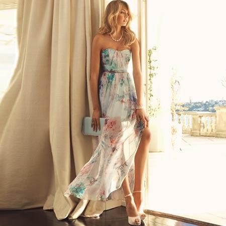 %C3%A7i%C3%A7ekli+%C5%9Fifon+elbise Immer neue 2014 Abendkleider und Kleider