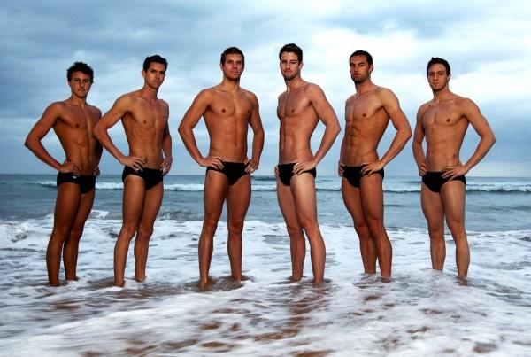 Aunt Joyce's Ice Cream Stand: The Boys of Summer: Aussie Men's ...