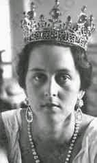 Grande-duchesse héritière Cécile de Hesse et du Rhin 1911-1937
