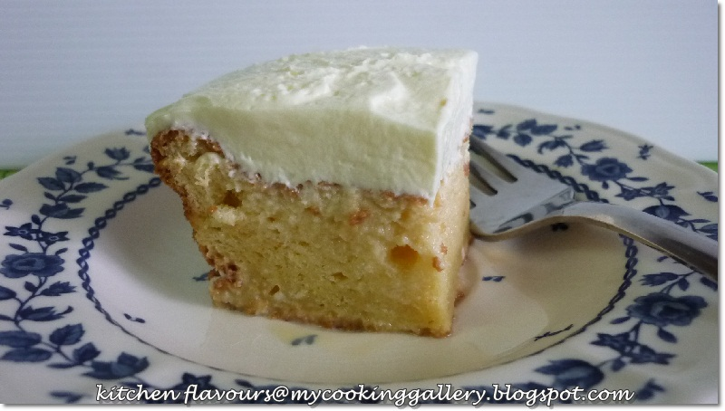 kitchen flavours Tres Leches Cake Bake Along 43