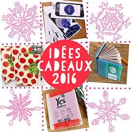 idées cadeaux 2016
