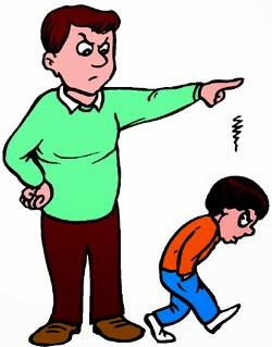 Marah pada anak