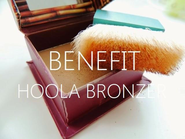 BENEFIT HOOLA BRONZER - Review