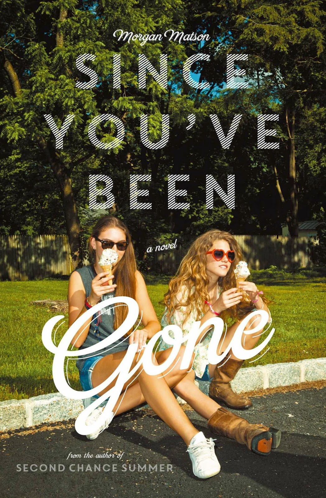 http://www.amazon.com/Since-Youve-Been-Morgan-Matson/dp/1442435003