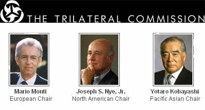 Mondialisme et USA: Derrière le Deep State – Le Bilderberg, la Commission Trilatérale et le Council on Foreign Relations Tri+laterals+new+5